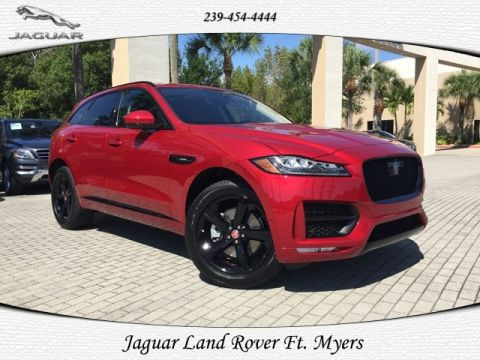new 2017 jaguar f pace 35t prestige 4d sport utility in fort myers ha059722 jaguar fort myers. Black Bedroom Furniture Sets. Home Design Ideas